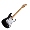 Fender Jimmie Vaughan Tex Mex Strat MN Olympic White