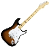 Fender Stratocaster Classic Player50s MN SB