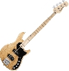 Fender deluxe dimensiontm bass, mn, natural