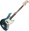 Fender Squier Affinity Series Jazz Bass Lake Placid Blue