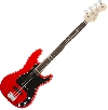 Fender squier affinity precision bass pj rw race red