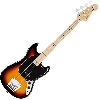 Fender Squier Vintage Modified Mustang Bass MN 3-Tone Sunburst