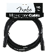 Fender Performance Series Microphone Cable 25 ft