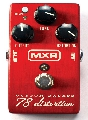 Mxr m78 custom badass 78 distortion