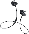 Bose SoundSport Wireless in-ear headphones Black