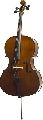Stentor Cello 1/8 Student II