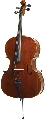 Stentor cello 1/2 handmade proseries messina