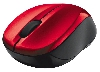 Trust vivy wireless mini mouse - red (18477)
