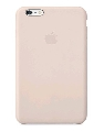 Apple iphone 6 plus leather case soft pink (mgqw2zm/a)