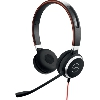 Jabra evolve 40 uc duo headset headset only with 3.5mm jack (14401-10)