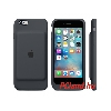Apple iphone 6s/ 6 smart battery case charcoal gray mobiltelefon tok (mgql2)