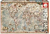 Educa puzzle o mundi political map of the world 1000 db 16764