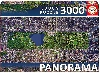Educa puzzle panorama central park, new york 3000 db 16781