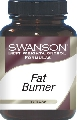 Swanson fat burner tabletta, 60 db