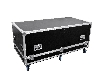 11040997 roadinger flightcase for 2x cla-115