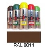 Evolution akril spray, ral 8011, 200 ml