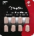 Fender concert series foam ear plugs 4 sets
